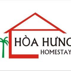 Отель Hoa Hung Homestay парковка