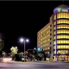 Отель Holiday Inn Express Puebla вид на фасад фото 3