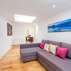 Апартаменты Marylebone Apartments комната для гостей фото 2