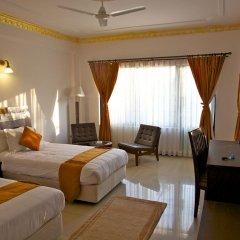 Отель Buddha Maya by KGH Group Непал, Лумбини - отзывы, цены и фото номеров - забронировать отель Buddha Maya by KGH Group онлайн комната для гостей фото 5