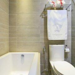 Отель Aurora Serviced Apartments - Adults Only Вьетнам, Хошимин - отзывы, цены и фото номеров - забронировать отель Aurora Serviced Apartments - Adults Only онлайн ванная фото 2