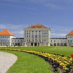 Отель Hampton by Hilton Munich City West Германия, Мюнхен - 1 отзыв об отеле, цены и фото номеров - забронировать отель Hampton by Hilton Munich City West онлайн спортивное сооружение