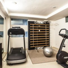 Отель Ponte Vecchio Suites & Spa Италия, Флоренция - отзывы, цены и фото номеров - забронировать отель Ponte Vecchio Suites & Spa онлайн фитнесс-зал