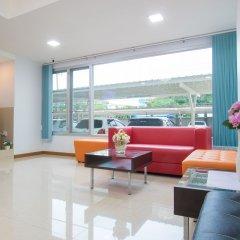 Отель JR Mansion Бангкок интерьер отеля фото 3