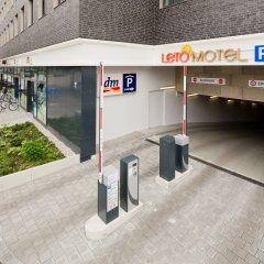 Отель Letomotel Munchen City Nord Мюнхен