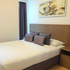 Отель Somerset Vista Ho Chi Minh City комната для гостей