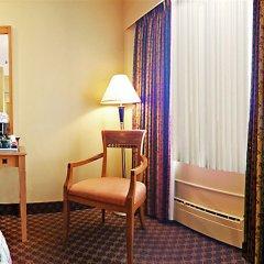 Отель Howard Johnson Hotel by Wyndham Vancouver Downtown Канада, Ванкувер - отзывы, цены и фото номеров - забронировать отель Howard Johnson Hotel by Wyndham Vancouver Downtown онлайн удобства в номере фото 2