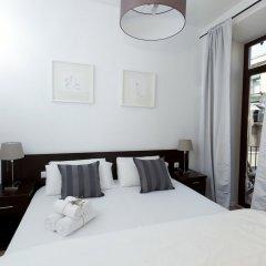 Апартаменты Happy Apartments Barcelona комната для гостей фото 9