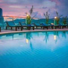 The Allano Phuket Hotel бассейн фото 3