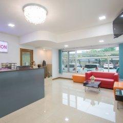 Отель JR Mansion Бангкок сауна