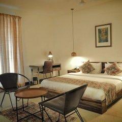 AM Hotel Kollection Ānamiva Goa Гоа комната для гостей фото 2