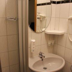 Отель Landhotel Dresden ванная