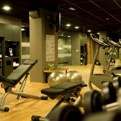 Hotel Único Madrid - Small Luxury Hotels of the World фитнесс-зал