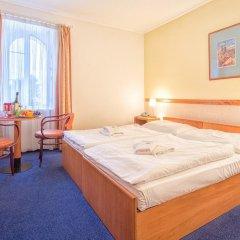 Отель JaS Чехия, Прага - отзывы, цены и фото номеров - забронировать отель JaS онлайн комната для гостей фото 2