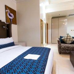 Victoria Crown Plaza Hotel Лагос комната для гостей фото 2