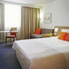 Отель Novotel Brugge Centrum Бельгия, Брюгге - отзывы, цены и фото номеров - забронировать отель Novotel Brugge Centrum онлайн комната для гостей