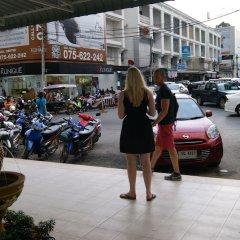 Отель The City House Таиланд, Краби - отзывы, цены и фото номеров - забронировать отель The City House онлайн парковка