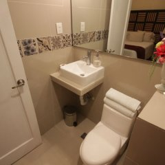 Hotel del Angel ванная
