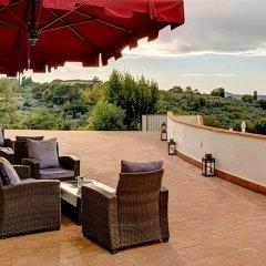 Villa Tolomei Hotel & Resort пляж