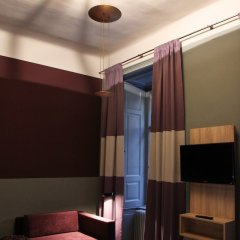 Отель Saint SHERMIN bed, breakfast & champagne Австрия, Вена - отзывы, цены и фото номеров - забронировать отель Saint SHERMIN bed, breakfast & champagne онлайн комната для гостей фото 12