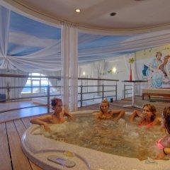 Отель Kalypso Cretan Village Resort & Spa сауна