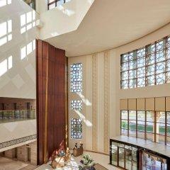 Отель Fairmont Ajman балкон