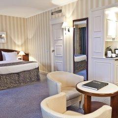 Отель Le Châtelain Бельгия, Брюссель - отзывы, цены и фото номеров - забронировать отель Le Châtelain онлайн комната для гостей фото 2