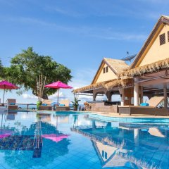 Отель Adarin Beach Resort бассейн фото 3