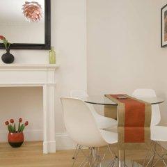 Отель Upper Berkeley Street Flats Великобритания, Лондон - отзывы, цены и фото номеров - забронировать отель Upper Berkeley Street Flats онлайн комната для гостей фото 2