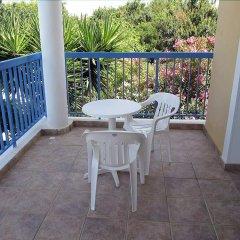 Отель Rododafni Villas Кипр, Хлорака - отзывы, цены и фото номеров - забронировать отель Rododafni Villas онлайн балкон