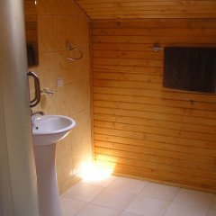 Гостиница Дубки ванная
