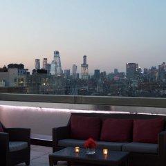 Отель Sheraton Tribeca New York Hotel США, Нью-Йорк - 1 отзыв об отеле, цены и фото номеров - забронировать отель Sheraton Tribeca New York Hotel онлайн балкон