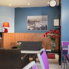 Отель Hôtel Du Midi Gare de Lyon Франция, Париж - отзывы, цены и фото номеров - забронировать отель Hôtel Du Midi Gare de Lyon онлайн питание