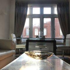 Апартаменты Suitely Trafalgar Square Luxury Apartment Лондон комната для гостей фото 3