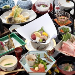 Tsuetate Kanko Hotel Hizenya Минамиогуни питание фото 3