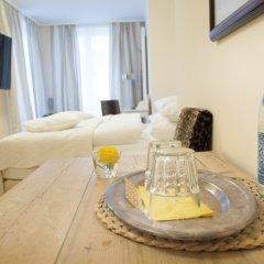 das kleine Hotel in München в номере