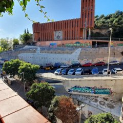 Отель Atico Terraza And Barbacoa Park Guell Барселона фото 4