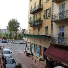 Отель Villa La Tour Ницца балкон