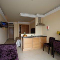Отель Apartamentos Baia Brava Санта-Крус в номере