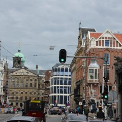 Boutique Hotel La Belle Vue Амстердам
