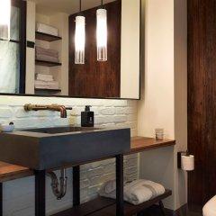 Отель 1 Hotel Central Park США, Нью-Йорк - отзывы, цены и фото номеров - забронировать отель 1 Hotel Central Park онлайн ванная