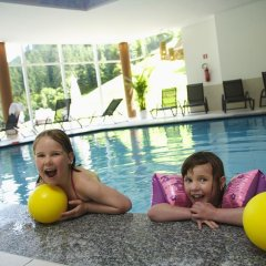 Отель Feuerstein Nature Family Resort Горнолыжный курорт Ортлер бассейн фото 2