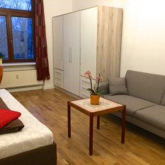 Отель Gwuni Mopera Германия, Лейпциг - отзывы, цены и фото номеров - забронировать отель Gwuni Mopera онлайн комната для гостей