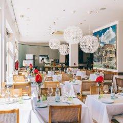 Отель Muthu Oura Praia Hotel Португалия, Албуфейра - 1 отзыв об отеле, цены и фото номеров - забронировать отель Muthu Oura Praia Hotel онлайн питание фото 3