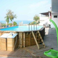 Отель Residenza La Scogliera (SLR231) Костарайнера бассейн