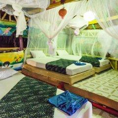 Отель Leaf House Bungalow Ланта развлечения
