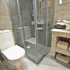 Achilleos City Hotel ванная