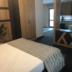 Kalevera Hotel комната для гостей