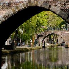 Отель Apollo Hotel Utrecht City Centre Нидерланды, Утрехт - 4 отзыва об отеле, цены и фото номеров - забронировать отель Apollo Hotel Utrecht City Centre онлайн приотельная территория