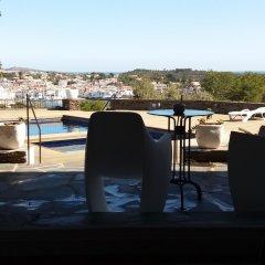 Отель Rec De Palau Villas гостиничный бар